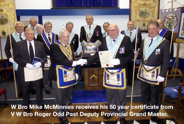 FreeMasons50YearCert